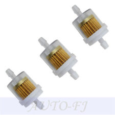 3X For Briggs & Stratton 4129 691035 40 Micron Fuel Filter
