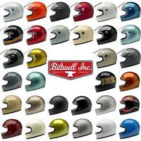 Biltwell Gringo - Gringo S - DOT / ECE Motorcycle Helmet - CHOOSE COLOR & SIZE