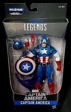 Marvel Leyendas rojo cráneo serie Capitán América (Avengers/Escudo/Fury)! nuevo!