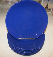 """IKEA POTTERY COLLECTIBLE 7"""" PLATES   -  LUNCH - BREAD - CAKE - PIE -  GREAT GIFT"""