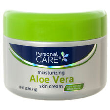 Personal Care Moisturizing Aloe Vera Skin Cream 8 oz