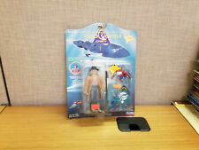 Playmates Toys Seaquest DSV The Regulator Leslie Ferina figure, New!