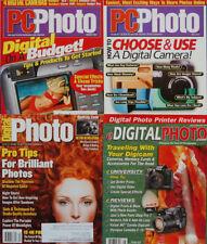 PC Photo Digital Photo Magazine Lot Digital cameras Software Printers Scanners