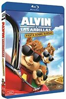 ALVIN AND THE CHIPMUNKS : The Road Chip **Blu Ray B**