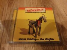 Carter Usm The Unstoppable Sex Machine - Straw Donkey The Singles Cd Ottimo