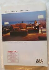 Collection Rolf Benz – 2003/2004