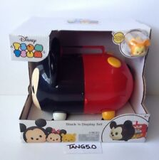 New Disney Tsum Tsum Mickey Mouse Stack 'n Display Set Exclusive Mickey Figure