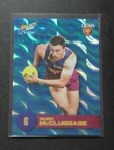 2021 Select Prestige Blue Parallel - Hugh McCluggage (#115 of 125)