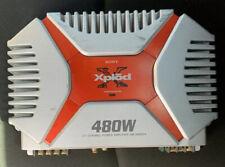 *MAKE AN OFFER* Sony Xplod 480 Watt Channel Stereo Power Amplifier AMP EUC