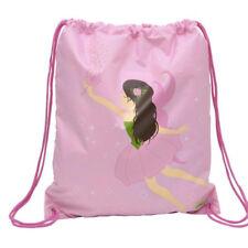 Bobble Art Fairy Drawstring Bag  Kids Swim Bag, Children's Library Bag