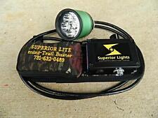 SUPERIOR LIGHTS COON HUNTING LIGHT LED 26 VOLTS