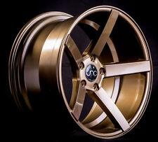 18x8 JNC 026 5x120 35 Gloss Bronze Wheel New set(4)