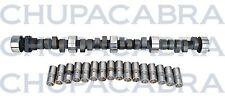 Chevy SB 283 302 327 350 400 DUNTOV 30/30 Solid Camshaft/Cam+Lifter CL Kit