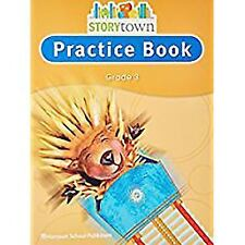 Storytown: Practice Book Student Edition Grade 3