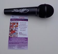 50 CENT SIGNED MICROPHONE JSA COA R18332