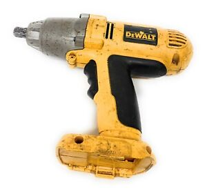 """USED Dewalt DW059 1/2"""" Cordless 18v Impact Wrench (TOOL ONLY)"""