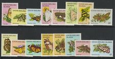 Cocos Islands, Sc 87-102, Mnh
