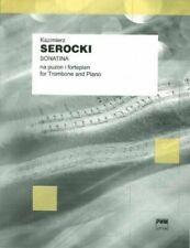 Serocki: Sonatina for Trombone [Partition] by Kazimierz Serocki