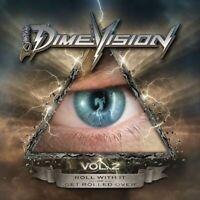 DIMEBAG DARRELL Dimevision Vol. 2 CD/DVD NEW Digipak PAL Region All Pantera