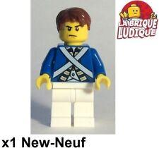 Lego Figurine Minifig Pirates soldat soldier impérial garde guard pi173 NEUF