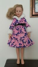 "Gotz CHLOE 2008 Collectible Rare Numbered LE Doll 19"" designer Hilldegard Gunzel"