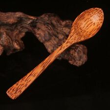 Kitchen Wood Cooking Wooden Spoon Soup Spoons Coconut Spoons Tableware