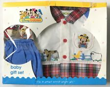 Disney Babies Gift Set Mickey Mouse 10911 0-6 Months Clothes 1984