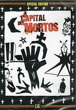 Capital of the Dead DVD Last Exit Entertainment Tiago Belotti Brazilian Horror