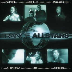 Trance Allstars Worldwide (2000) [2 CD]