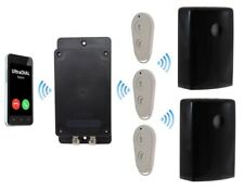Covert Battery Silent 3G GSM UltraDIAL Alarm with 2 x Outdoor UltraPIR's