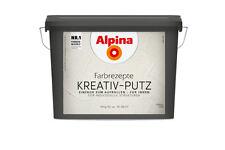 Alpina Farbrezepte Kreative Putz 10kg Rollputz (früher Putzlust)
