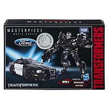 Transformers E2316 Masterpiece Decepticon Barricade Movie Series Action Figure