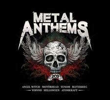 METAL ANTHEMS  2 CD NEUF