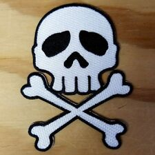 CAPTAIN HARLOCK embroidered Patch - MISFITS - DANZIG - Iron On - FREE SHIPPING!