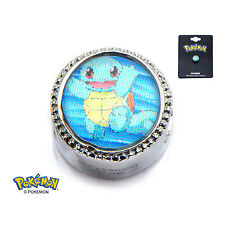 Officially Licensed Pokemon Squirtle Water Drop Bead Charm *NEW*