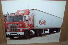 Carl Sabler Trucking Inc. Tractor Trailer Truck Color 8X10 Photo Picture