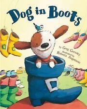 DOG IN BOOTS ~ GREG GORMLEY ~ PAPERBACK ~ EC