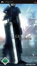 PLAYSTATION SONY PSP final fantasy 7 CRISIS CORE ORIGINALE ottimo stato