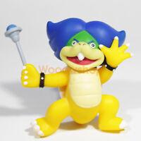 "Ludwig Von Super Mario Bros. 5"" Action Figure Collection Series Nintendo Doll"