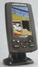 NEW Lowrance HOOK-4 CHIRP, Free Cover & Lake Insight Pro Mapping