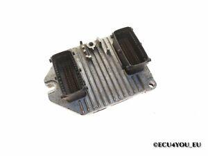 Original Opel Engine Control Unit 13105214, 5WK91716 (id: 2779)