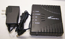 Westell 6100G ADSL2+ Modem G90-610014-20 Rev D