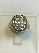 Superb & Substantial 18 Carat Yellow Gold GENTS DIAMOND Ring