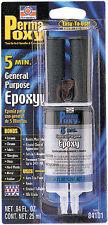 New listing Permatex 5 Min. General Purpose Epoxy 0.84 Oz 84101
