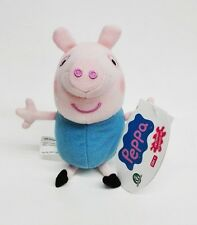 Peppa Pig - Peluche George Pig Sonoro 15 cm