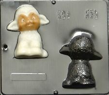 "4 1/4"" Lamb Assembly Chocolate Candy Mold Easter  872 NEW"