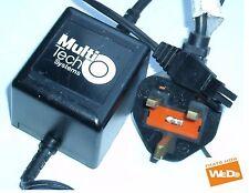 MULTITECH POWER SUPPLY MT932BK FOR Multimodem Ii Series MT932 Smart Modem
