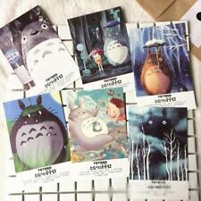 LOT 36 pcs Hayao Miyazaki Totoro Postcard Japan Cateroon Fairytales Bulk Sets