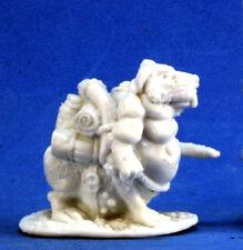1 x PACKRAT - BONES REAPER figurine miniature rpg wererat monster rat 77297