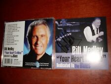 Bill Medley signed Your Heart To Mine CD Righteous Brothers